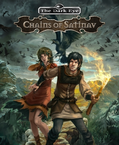 Chains of Satinav Cover